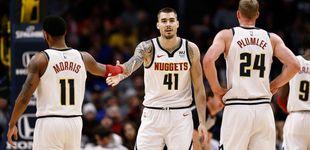 Post de Juancho Hernangómez despega en busca de un nuevo contrato en la NBA