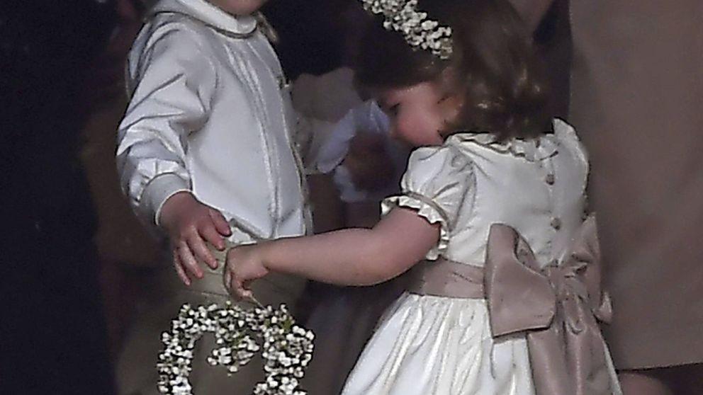 Así fueron los modelitos 'made in Spain'  en la super british boda de Pippa Middleton