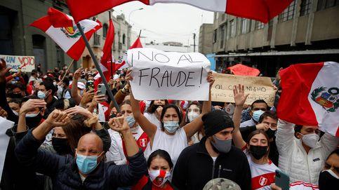 La izquierda canta victoria en los comicios presidenciales de Perú; la derecha, fraude