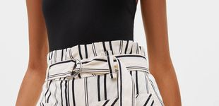 Post de Los shorts de Bershka que estilizan y que son ideales para ir al trabajo y a cenar