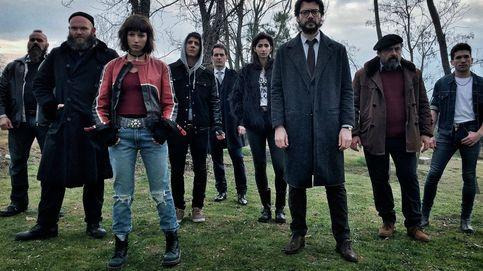 Antena 3 presenta 'La casa de papel': Nada se puede comparar con esta serie