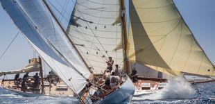 Post de La regata Puig Vela Clàssica Barcelona vuelve a reunir a la cumbre de los veleros