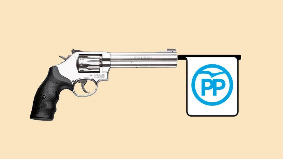 No habrá paz en el PP