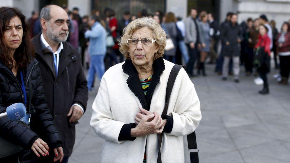 Foto: La alcaldesa de Madrid, Manuela Carmena, en una imagen de archivo. (Reuters)