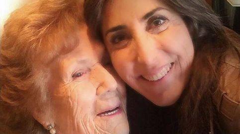 La madre de Paz Padilla, la estrella del programa de Bertín: ¡Qué dura la fama!
