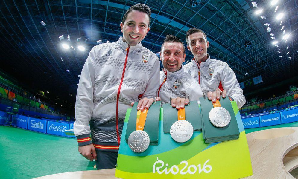 Foto: España ganó 31 medallas en los Juegos Paralímpicos de Río 2016. (EFE)
