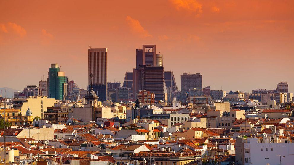 25 años de urbanización galopante en Madrid: menos verde, doble de ciudad