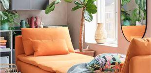 Post de Atrévete a poner una nota de color en tu salón con estos muebles de Ikea