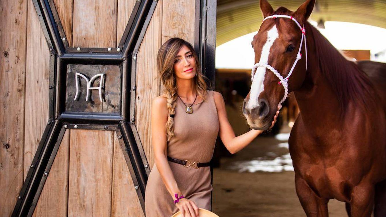 Marta González y su nuevo proyecto con los caballos