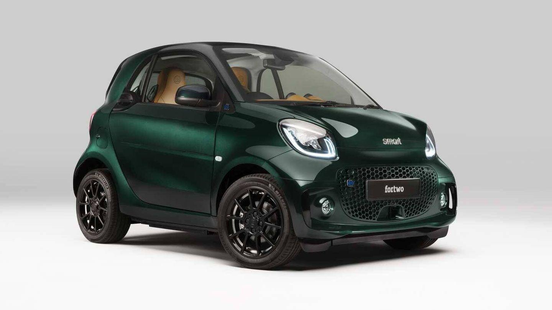 El Smart Racing Green EQ es como se denomina esta versión desarrollada por Brabus.