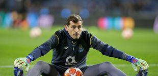 Post de Por qué Iker Casillas llamó a Luis Enrique para regresar a la Selección española