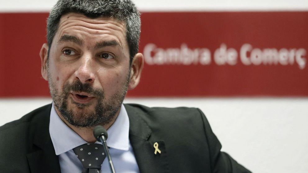 El presidente de la Cambra: España es paro y muerte. Cataluña, vida y futuro