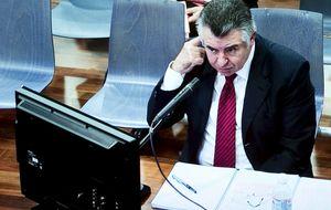 Juan Antonio Roca: Este año sí que me voy a comer el turrón en casa