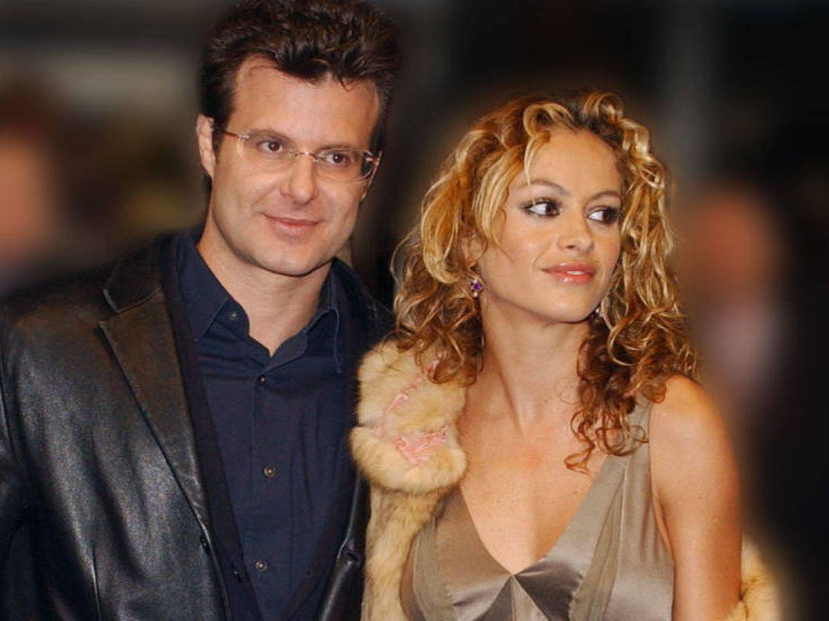 Foto: Ricardo Bofill y Paulina Rubio, en una imagen de archivo. (Getty)