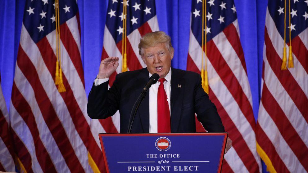 Trump: Tal vez las agencias de inteligencia crearon la información en mi contra