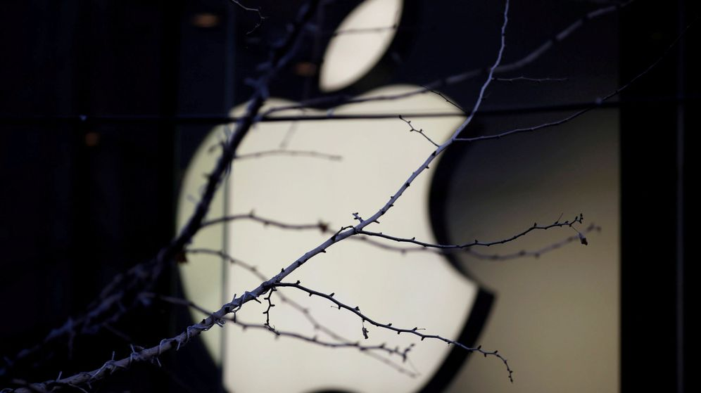 Foto: Logotipo de Apple (Reuters)