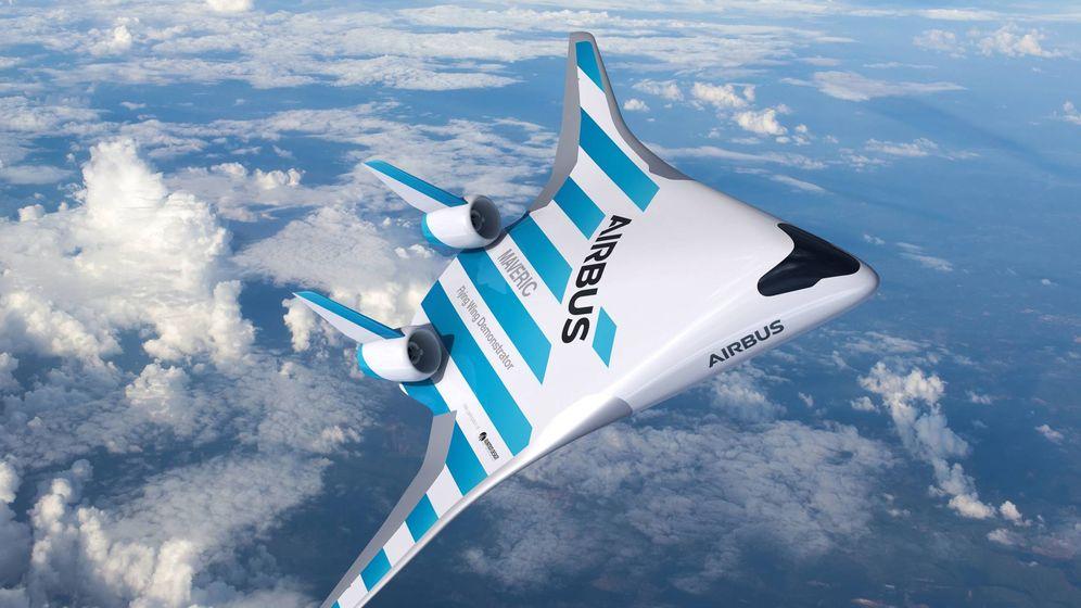 Foto: Maveric de Airbus. (Airbus)