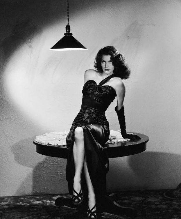 Foto: Ava Gardner en una imagen de archivo. (Promocional)
