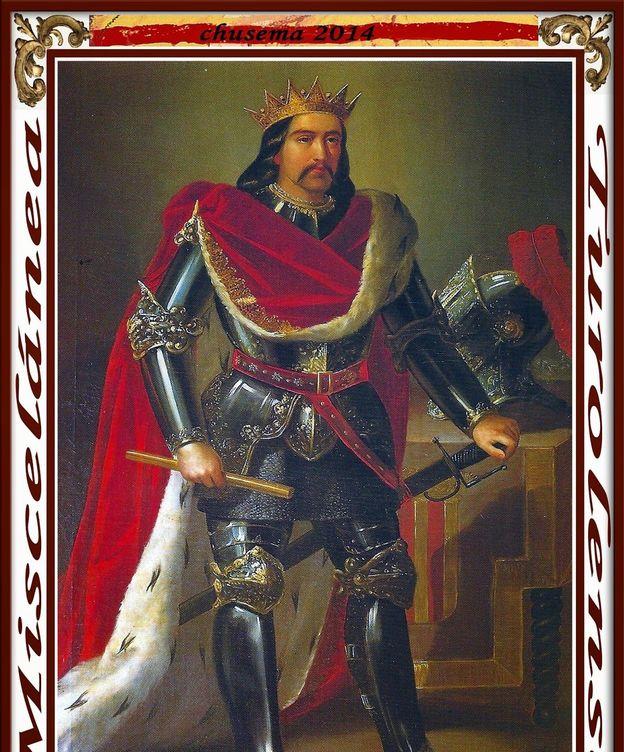 Foto: El monarca, que reinó entre 1178 y 1213.