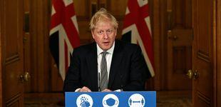 Post de Johnson confina a Inglaterra: