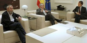 Zapatero mantiene las subvenciones a los sindicatos pese al duro ajuste del gasto