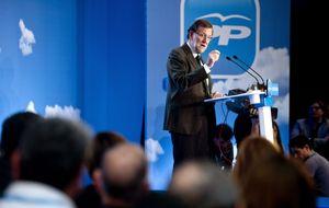 Rajoy reúne a sus 900 parlamentarios en defensa de la unidad de España