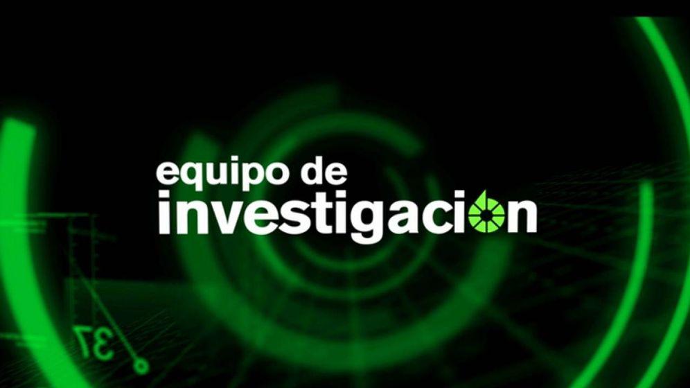 Foto: Logotipo de 'Equipo de investigación'.