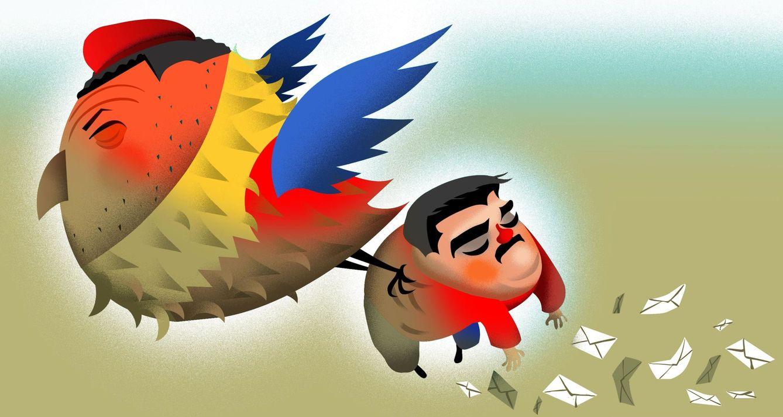 Foto: (Ilustración: Raúl Arias).