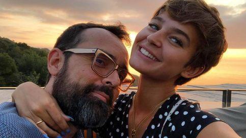La familiar primavera romana de Risto Mejide y Laura Escanes
