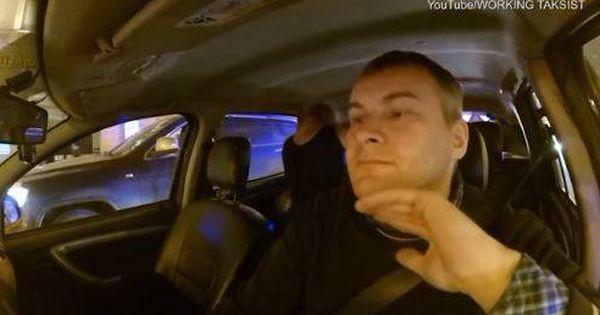 Sexo en el taxi