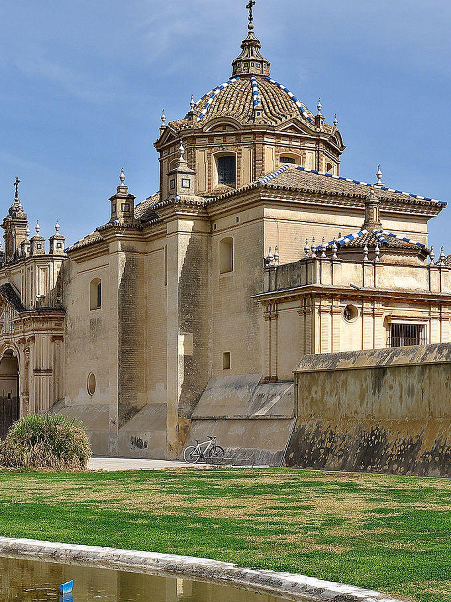 El Monasterio de Santa María de las Cuevas de Sevilla, más conocido como 'la Cartuja'. (CC/José Luis Filpo Cabana)