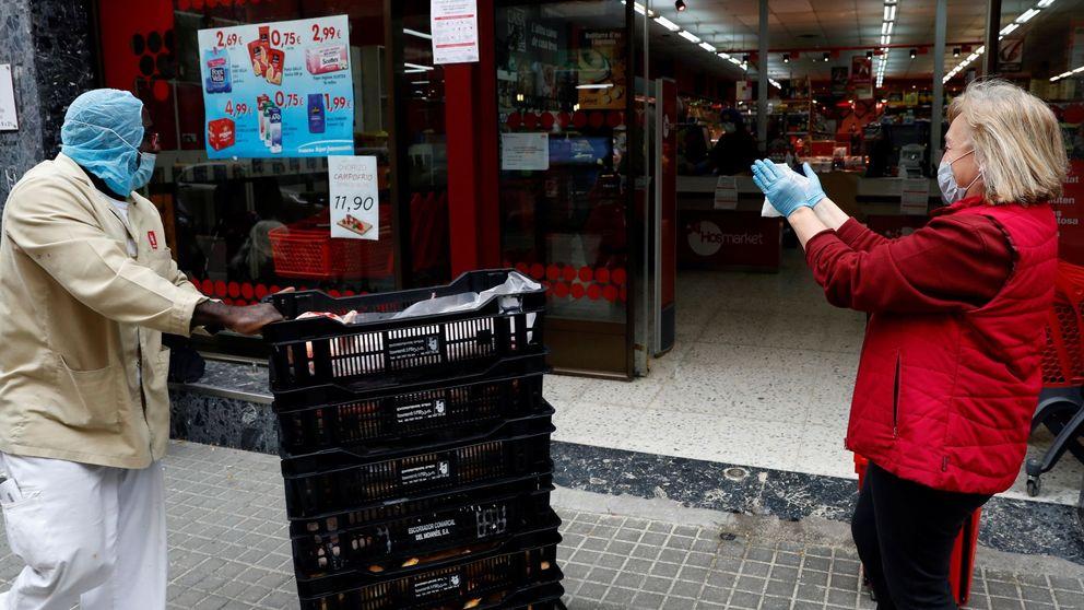 'Carritos del apocalipsis': la respuesta de los supermercados rusos ante el pánico por coronavirus