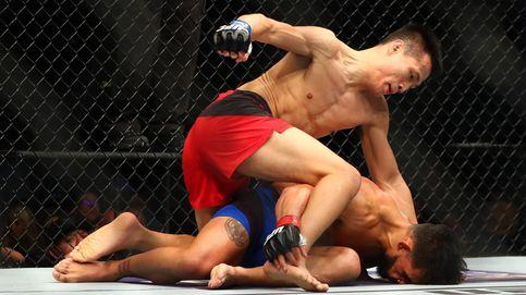 UFC Busan: el explosivo KO del 'zombie coreano' sobre Frankie Edgar