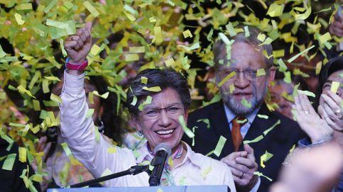 Claudia López, ecologista y LGTB, se convierte en la primera alcaldesa de Bogotá