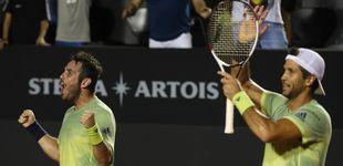 Post de Marrero y Verdasco, investigados por un supuesto amaño durante Wimbledon