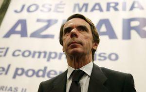 Endesa prescinde de Aznar como lobista por improductividad