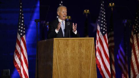Biden promete sanar a EEUU mientras Trump avisa que luchará hasta el final
