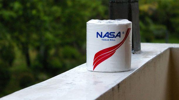 Foto: Succión y bolsas de plástico: la curiosa experiencia de ir al baño en el espacio
