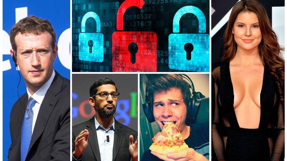 Reyes de la extorsión: los 'hackers' que se forran robando cuentas de famosos