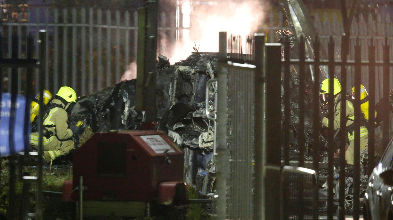 El piloto no fue el culpable: los detalles del accidente de helicóptero del Leicester