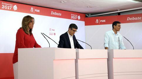 Díaz sale beneficiada de un debate tenso frente a un Sánchez menos combativo