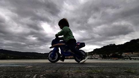 La borrasca Álex sitúa hoy a 47 provincias en riesgo por lluvias, oleaje y fuertes vientos