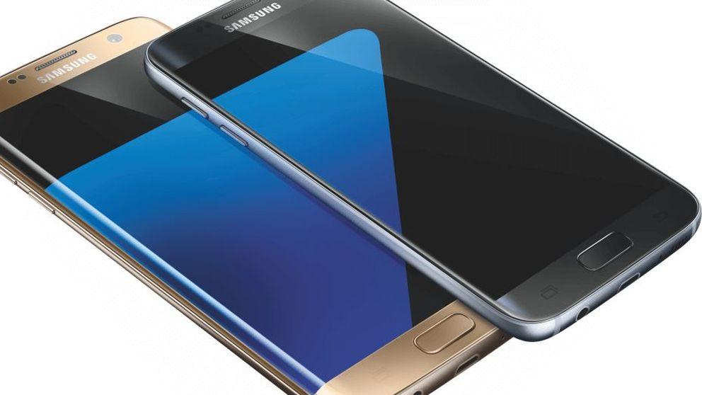 Galaxy S7 llega en febrero con más batería y pantalla sensible a la presión