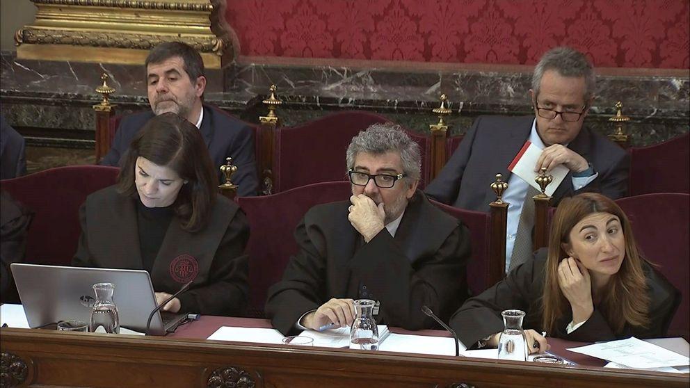 'Mossos' activistas, ambiente subversivo y Jordi Pina 'el silencioso'