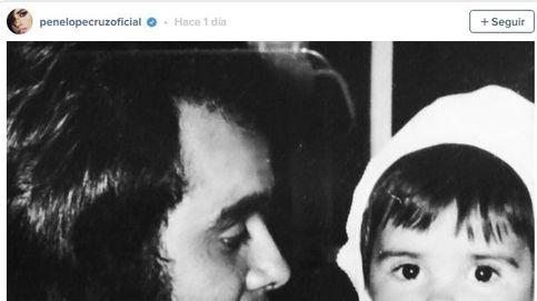 Penélope Cruz recuerda a su padre en Instagram