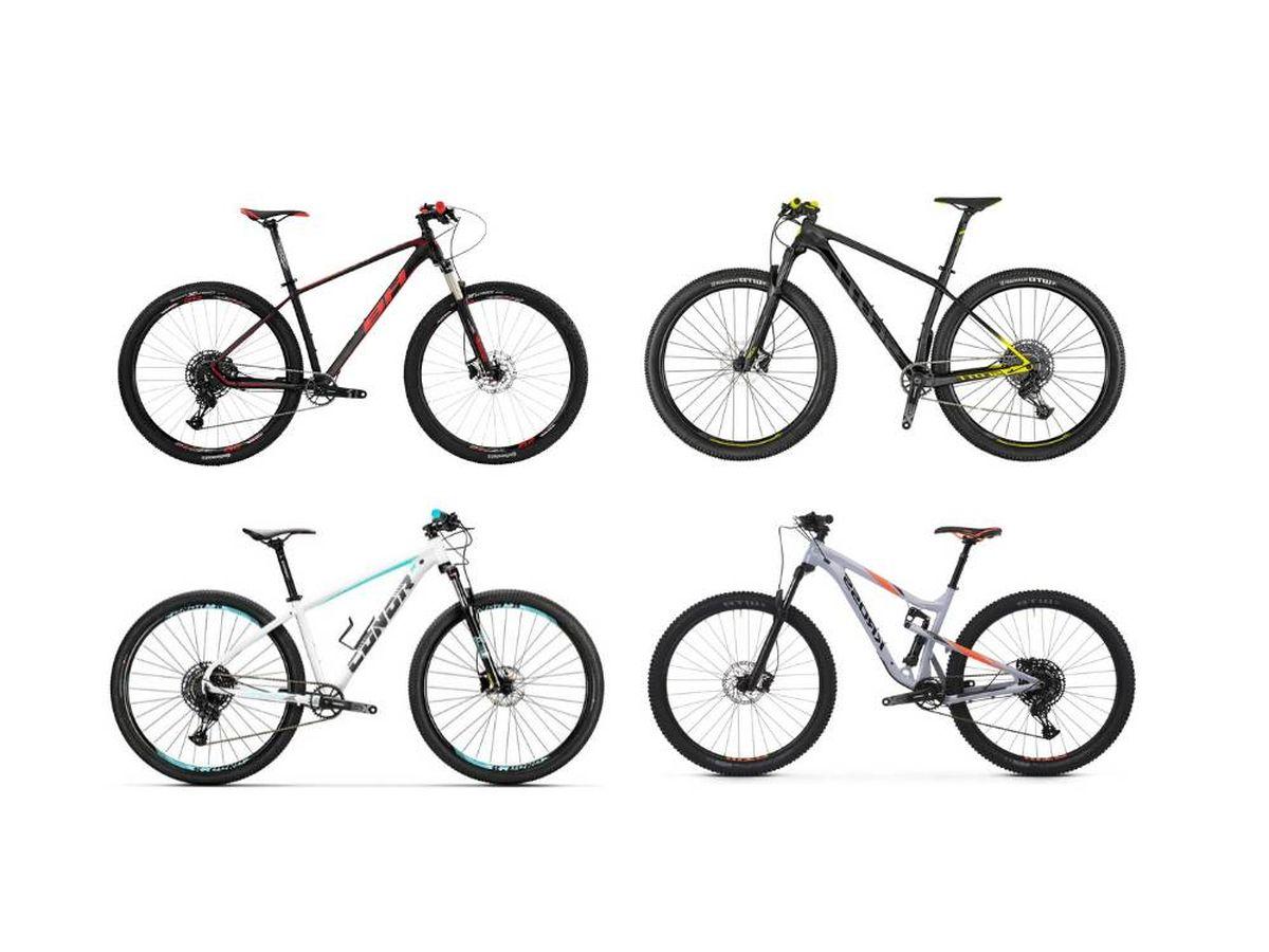 Las 10 Mejores Bicicletas De Montaña Cross Country Y Eléctricas Para Hombre Y Mujer