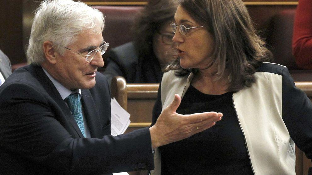 Malestar en el PSOE por la innecesaria purga a Barreda y Rodríguez