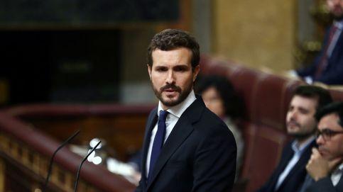 Así ha sido la primera intervención de Pablo Casado en la investidura de Pedro Sánchez: Mejor perder elecciones que el alma
