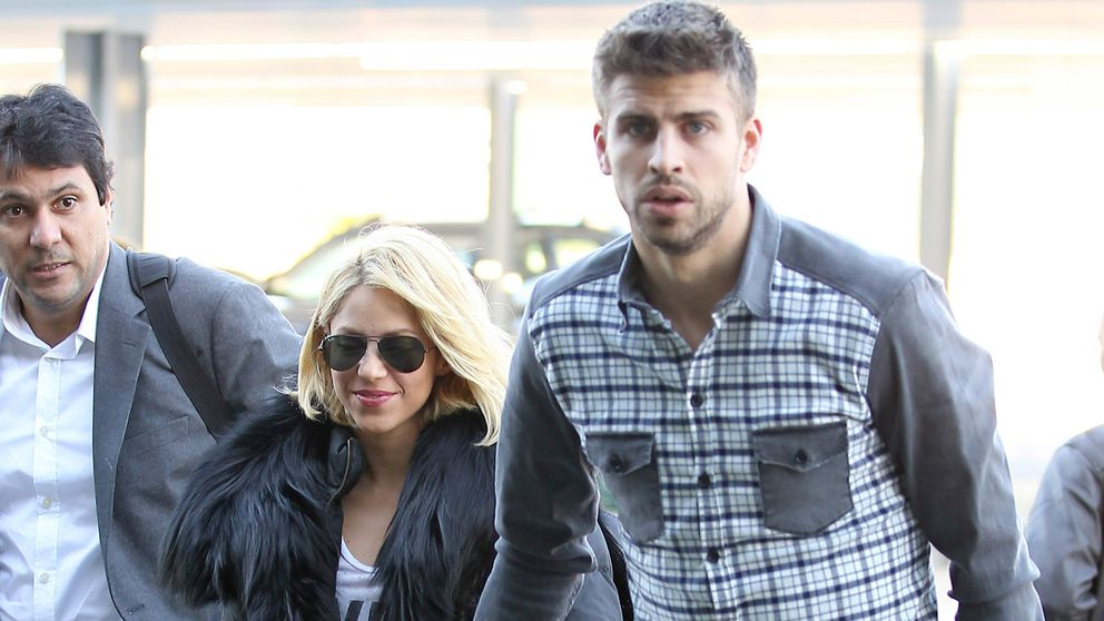 ¡Por fin! Shakira y Piqué llegan a Barranquilla para pasar el fin de año