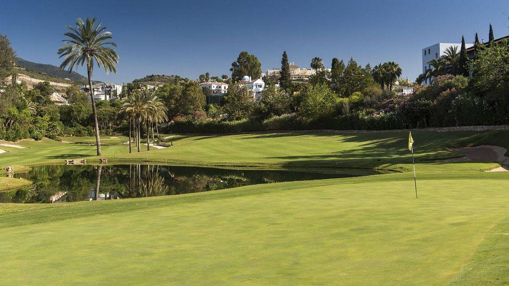 Foto: El campo de golf del hotel The Westin La Quinta.
